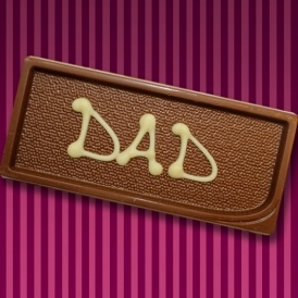 FREE Father's Day Chocolate Bar
