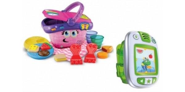 Reduced LeapFrog Baby Toys @ Amazon