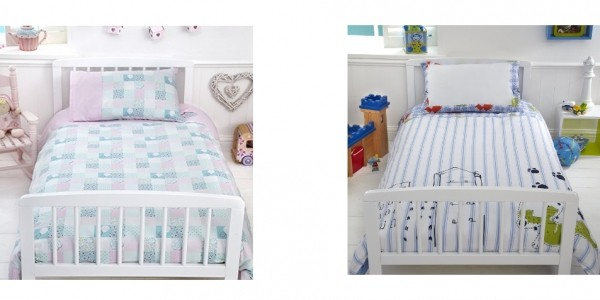 Baroo Cotbed Duvet Cover Sets £5.99 Delivered @ Amazon Seller: Torque Omni-Channel Limited