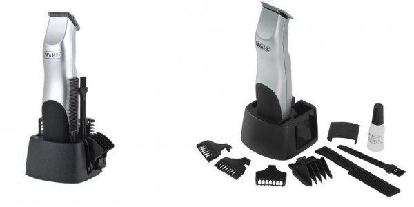 Father's Day: Wahl Silver Groomsman Battery Hair, Beard and Moustache Trimmer Set £3.49 @ Amazon