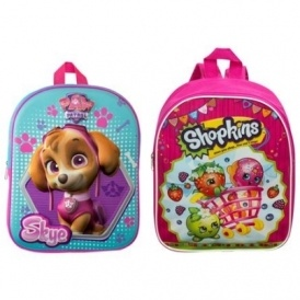 Character Back Packs From £2.99 @ Smyths