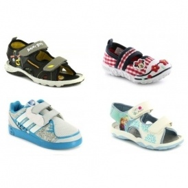 Big Savings Sale: Children's Shoes From £3