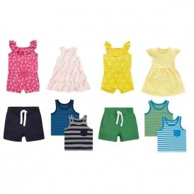 3 For £15 On Summer Basics @ Mothercare