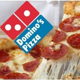 50% Off @ Domino's Pizza