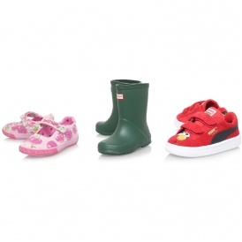 Kids Branded Shoe Sale: Prices From £5
