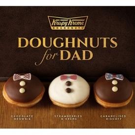 Krispy Kreme Doughnuts For Dad @ Tesco