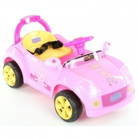 Peppa Pig 6V Electric Ride-On Car £59