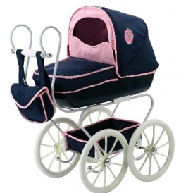 Hauck Classic Navy Dolls Pram £29.99 @ Very