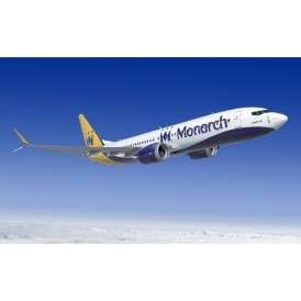 Flash Sale: Flights From £35 @ Monarch