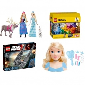 Up To 50% Off Toy Sale @ Asda George