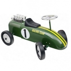 Classic Ride-On Racing Cars £30 Delivered