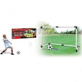 Football Goal Set £4.80 (With Code)