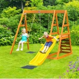 Plum Tamarin Wooden Play Centre £150