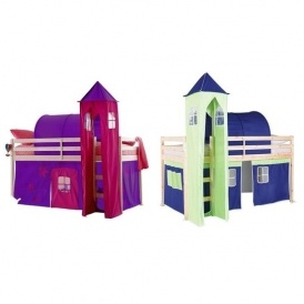 Kidspace Midsleeper Tent, Tunnel & Tower