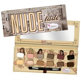 The Balm Nude Tude Palette £14.99 Del