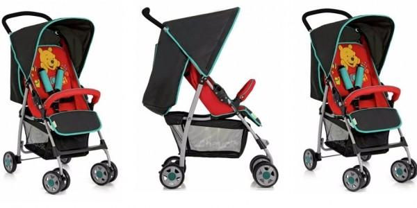 Winnie The Pooh Sport Stroller Pushchair £34.99 @ Argos