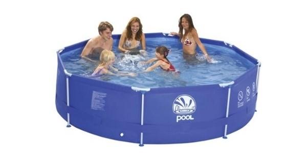 12ft Metal Frame Swimming Pool With Pump & Filter £69 Delivered @ Tesco eBay Outlet