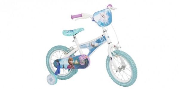 """Disney Frozen 14"""" Girl's Bike £59 Delivered @ Tesco eBay Outlet"""