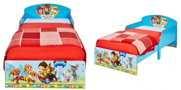 Paw Patrol Toddler Bed by HelloHome Now £79.99 @ Very