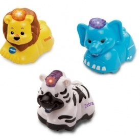 VTech Toot Toot Animals Triple Packs £10