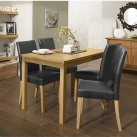 Banbury 4 Seat Dining Table Set £95