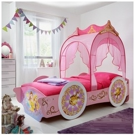 Disney Princess Carriage Single Bed £151.20