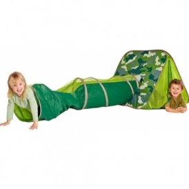 Camouflage Explorer Play Tent/Tunnel £14.99