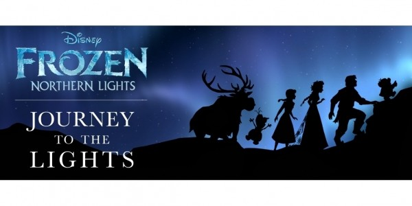 NEW Frozen: Northern Lights Cartoons & Book Announced