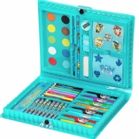 Paw Patrol 52 Piece Art Case £3.20