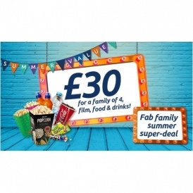 Family Summer Super Deal @ Odeon