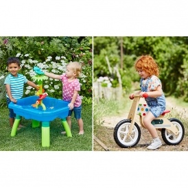 3 For 2 On Outdoor Toys @ ELC / Mothercare