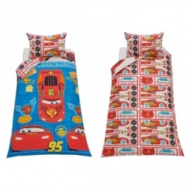 Disney Cars Single Duvet Cover Set £6.99