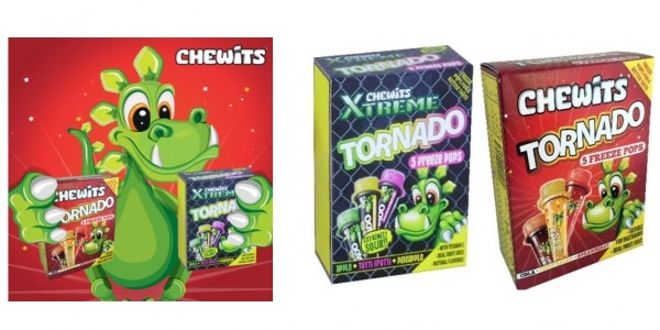 Have You Tried The New Chewits Tornado Freeze Pops?