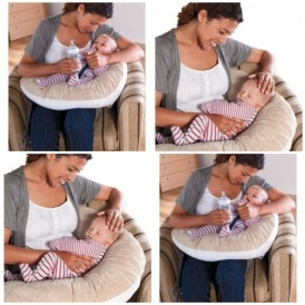 Baby Feeding Pillow £5.99 @ Argos