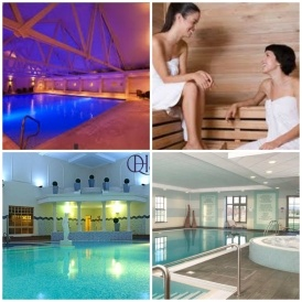 4* Spa Day For Two £12 @ Wowcher