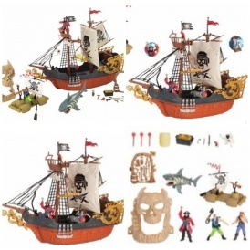 Chad Valley Pirate Play Set £8.99 @ Argos