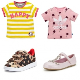 Kids' Clothing Sale: Items From £2.50 @ Very