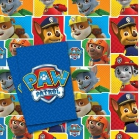 Paw Patrol Wrapping Paper Set £1.60 Del
