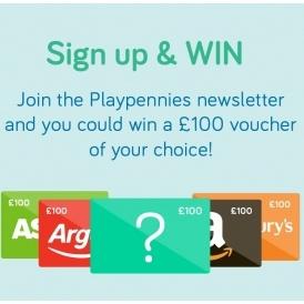 Win A £100 Gift Voucher