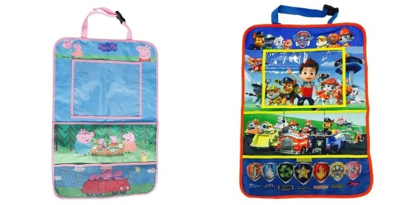 Paw Patrol/Peppa Pig/Thomas & Friends Car Seat Organiser £9.99 @ Smyths