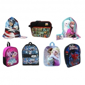 Up To 70% Off Character Bags @ Argos