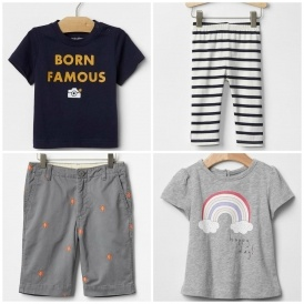 Extra 20% Off Sale Items (With Code) @ GAP