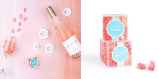 You Can Now Get Rosé Wine Gummy Bears!