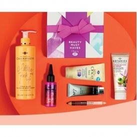GLITCH: FREE Beauty Box Worth £50