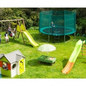 20% Off ALL Outdoor Toys @ Smyths