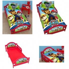 Paw Patrol Toddler Bed £59.99 Delivered