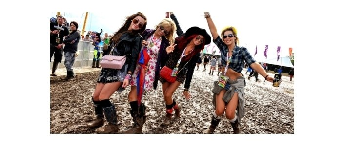 8 Of The Best Festival Looks