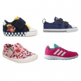 Up To 70% Off Children's Shoes