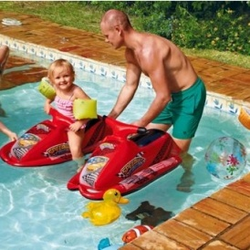 Chad Valley Water Inflatables Swim Set £4.99