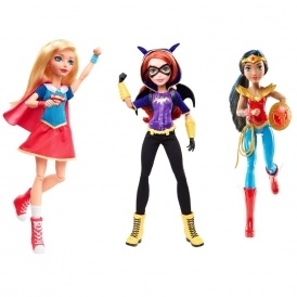 NEW IN: DC Super Hero Girls From £9.99